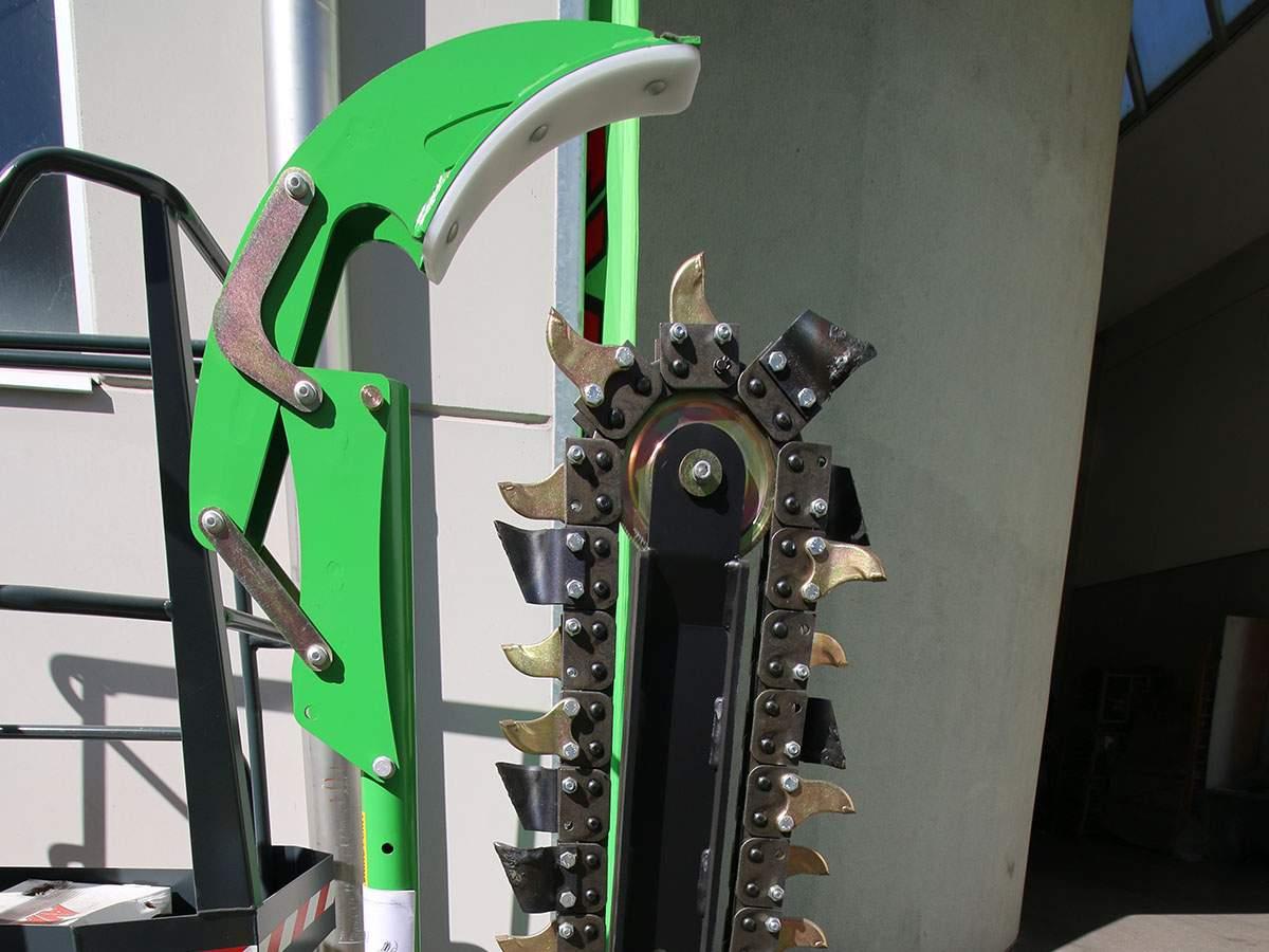 accessori per miniescavatori bobcat